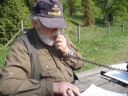 SA6AXY, Rolf aktiv i SMFF från Bölets Ängar