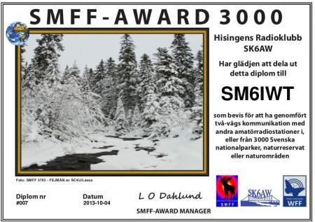 SMFF3000-IWT