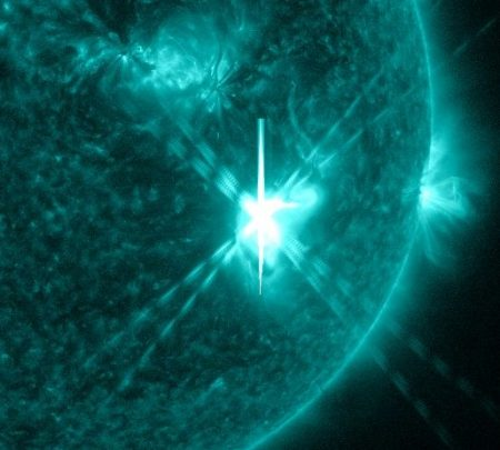 Image via NASA SDO